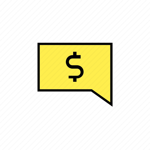 Answer, chat, conversation, message, money, talk icon - Download on Iconfinder