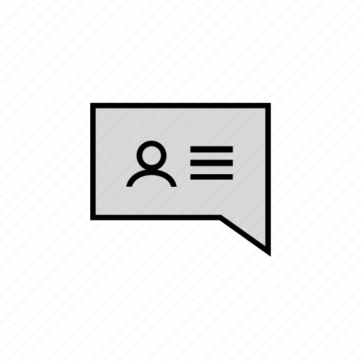 answer, chat, contact, conversation, message, talk icon