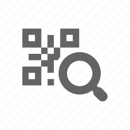 bar, barcode, code, qr, scanner, search icon