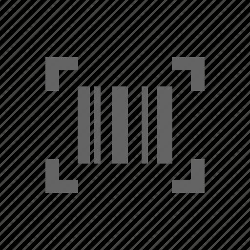 bar, barcode, code, qr, scanner icon