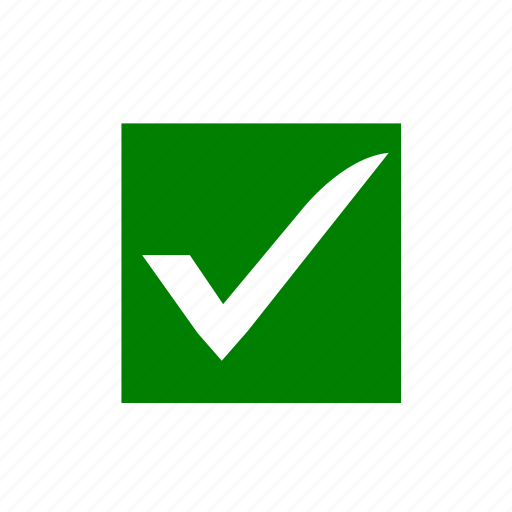 Check, mark, no, voting, yes icon - Download on Iconfinder
