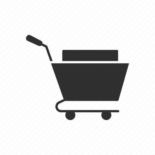 cart, goods, product, shopping icon
