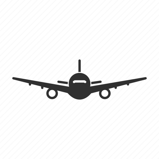 airplane, delivery, plane, shipping icon