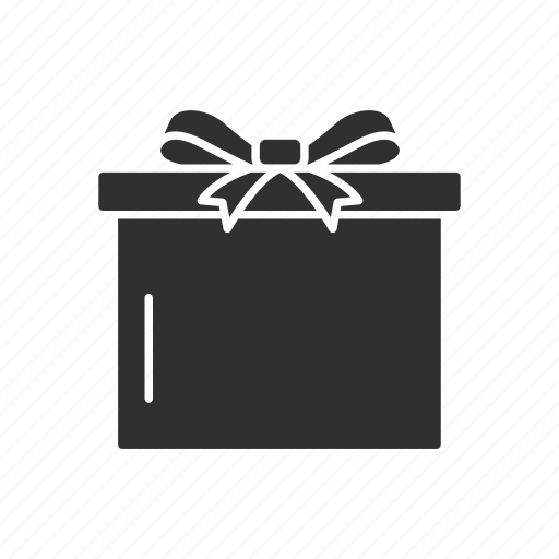 gift, giftbox, receive gift, send gift icon