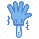 cheer, clap, entertainment, hand, props icon