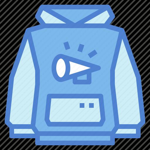 clothing, fashion, hoodie, sweatshirt icon
