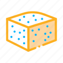 blue, bread, cheese, dairy, food, piece, sliced