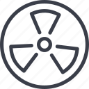 biology, chemistry, medicine, research, science, ventilation icon