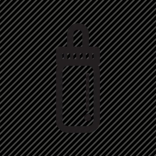 cosmetic, dropper bottle, eye drop, eye medicine, medicine, pipette bottle, serum icon