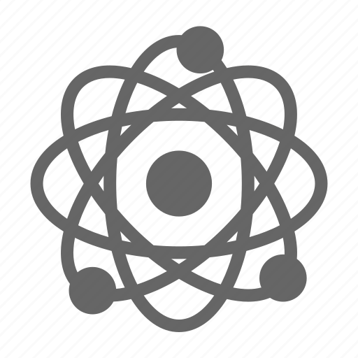 Atom, biology, chemistry, experiment, laboratory, research, science icon - Download on Iconfinder