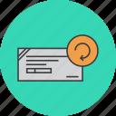 banking, cheque, details, financial, instrument, modify, update