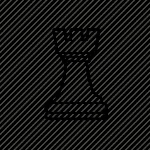 chess, fun, game, play, strategy icon