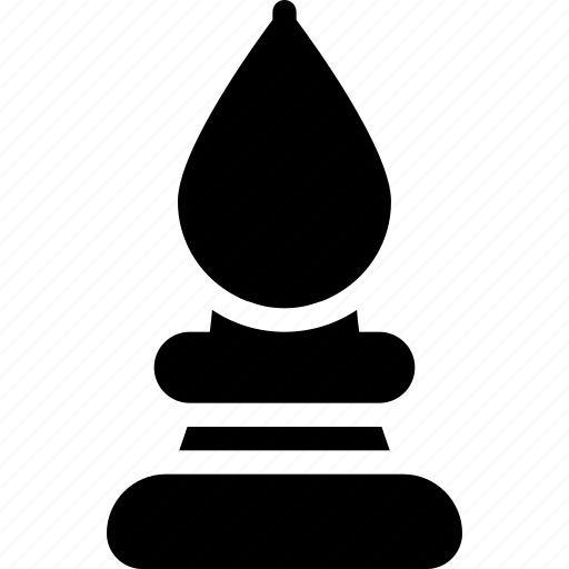 bishop, chess, game, play, start icon