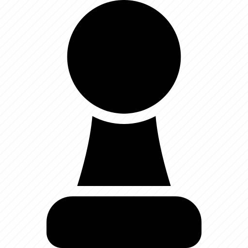 chess, game, pawn, play, weakest icon