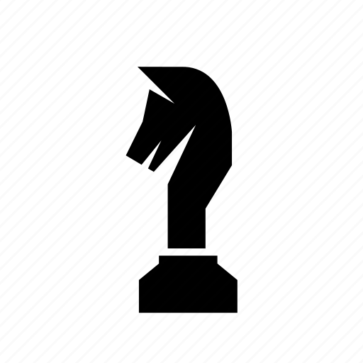 boardgame, chess, game, knight, piece, play, strategy icon