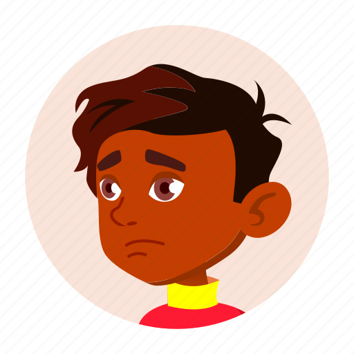 boy, child, expression, face, hindu, indian, people icon