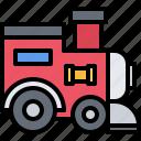 child, childhood, kid, locomotive, toy, train