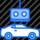 car, child, childhood, controller, joystick, kid, toy icon
