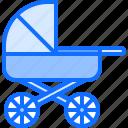 3, baby, child, childhood, kid, stroller, toy icon