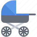child, stroller, kid, baby, toy, childhood