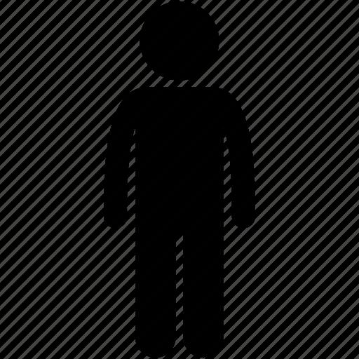 boy, child, kid, standing icon