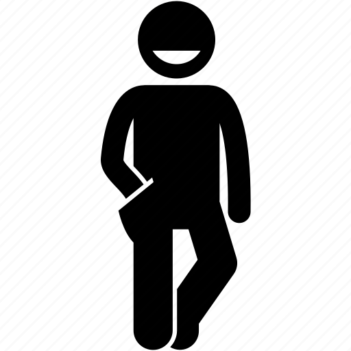 child, confidence, confident, kid, standing icon