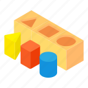 block, cartoon, colorful, construction, cube, play, toy