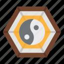 taoism, yangcultures, ying, yingyan, zen icon