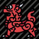animal, chinese, dragon, pixiu