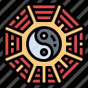 chinese, new, yang, year, yin