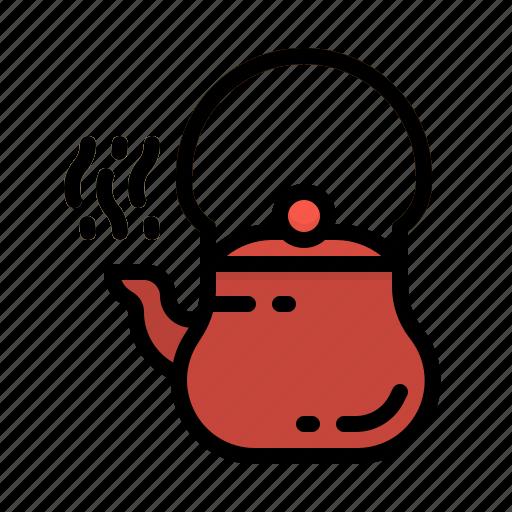 Coffee, kettle, pot, tea, teapot icon - Download on Iconfinder