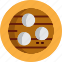 china, dumplings icon