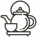 beverage, china, cup, tea icon