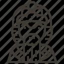 avatar, china, man, old man icon