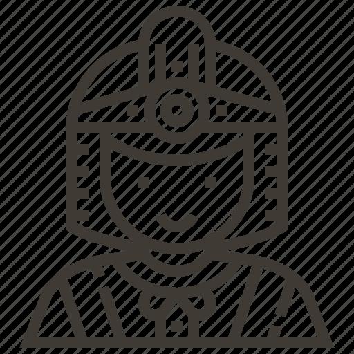 avatar, china, girl, woman icon