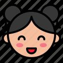 avartar, character, chinese, cny, female, girl icon