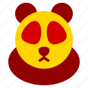 bear, chinese, culture, panda, traditional icon