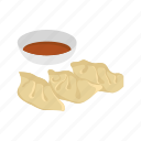 chinese cuisine, chinese food, dumpling, food, snack, steam bun icon