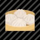 bun, chinese cuisine, chinese food, dumpling, food, steam bun, wonton icon