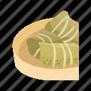 bun, chinese food, cuisine chinese, dish, food, snack, zongzi icon