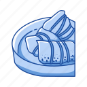 chinese cuisine, chinese food, dish, food, snack, zong, zongzi icon