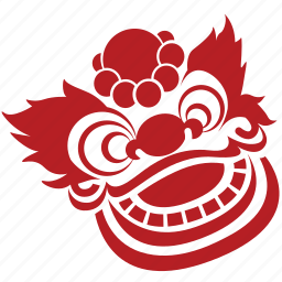 asian, china, chinese, chinese lion, chinese new year, imperial lion, lion icon