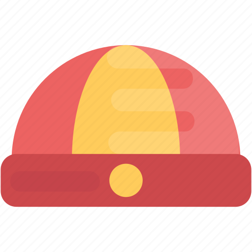 cap, china cap, chinese hat, head cover, traditional cap icon