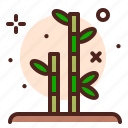 asia, bamboo, deco, medieval, plant, wood