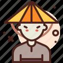 asia, avatar, job, medieval, peasant, poor