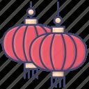 chinese, lantern, new, year