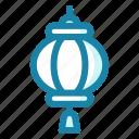 lantern, light, lamp, night, asian, china