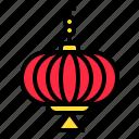 autumn lantern festival, china, chinese lantern, lunar new year, new year, paper lantern icon