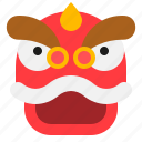 china, chinese new year, culture, head, lion dance, lunar new year