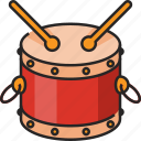 drum, traditional, music, celebration, festival, chinese new year, chinese